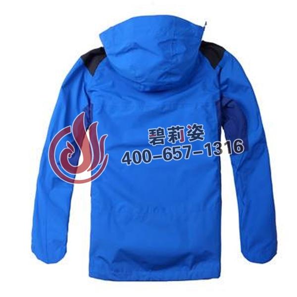 北京冲锋衣定做厂家出品